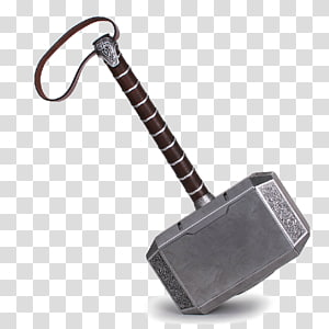 Mjolnir transparent background PNG cliparts free download.