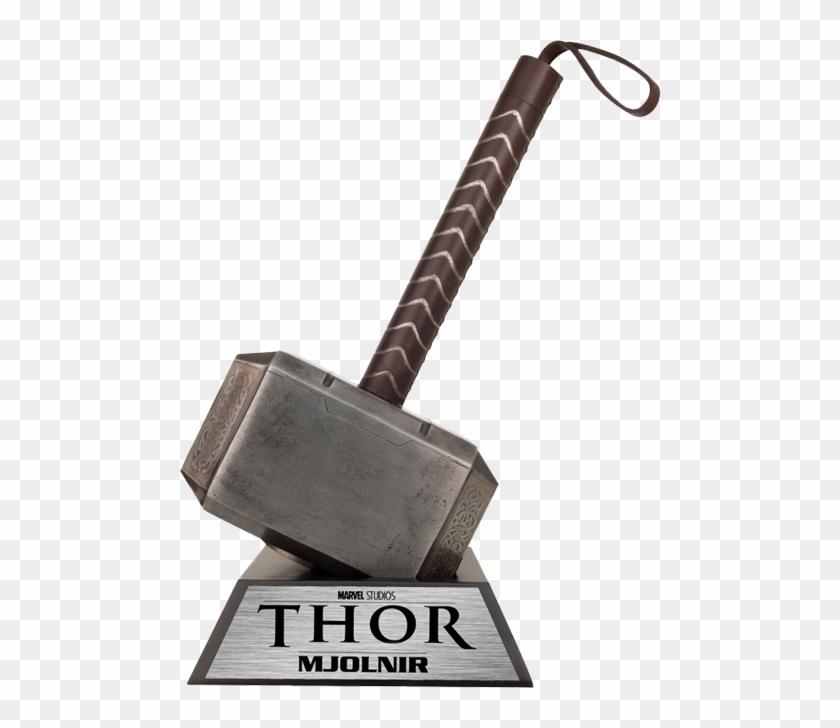 Thor Hammer Prop Replica.