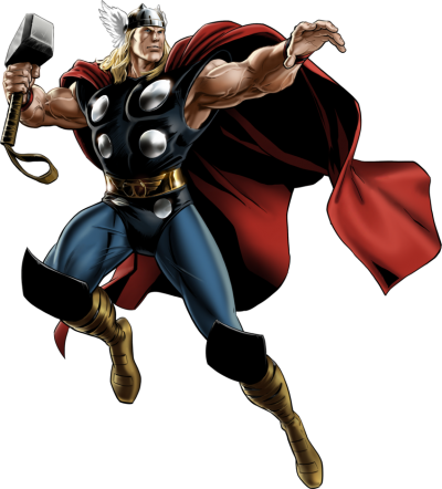 Thor clipart transparent background Transparent pictures on.