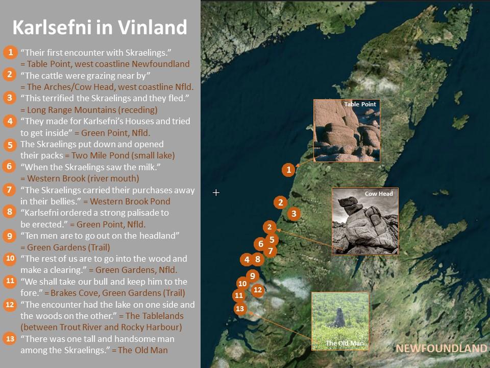 Vinland, 2013 A.D..