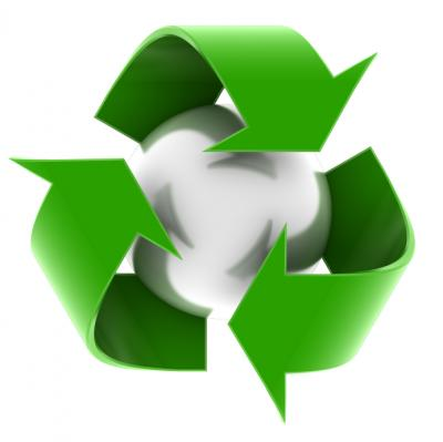 Reduce Reuse Recycle Logo.