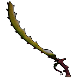 Dark Thorn Sword — SotASmith.com.