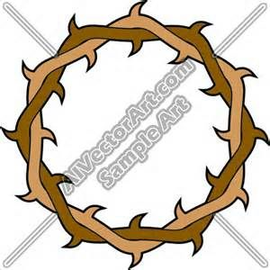 Thorns of means of clipart #7