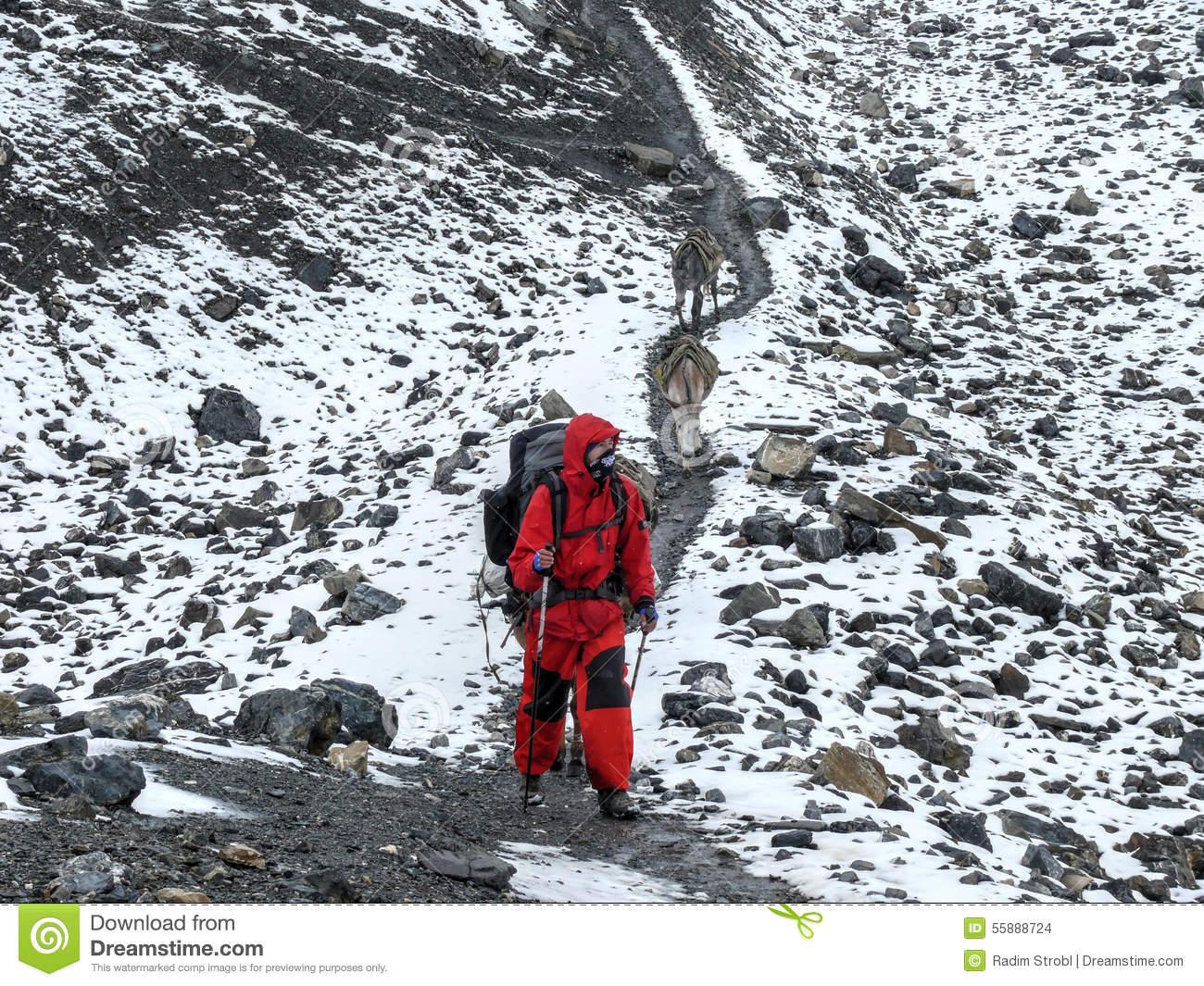 Himalayan Expedition.
