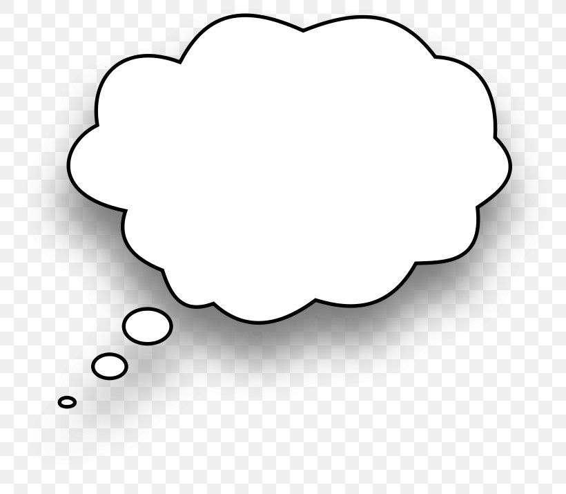 Speech Balloon Thought Bubble Clip Art, PNG, 800x715px.