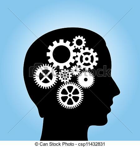 Thinking process Vector Clip Art Illustrations. 2,481 Thinking.