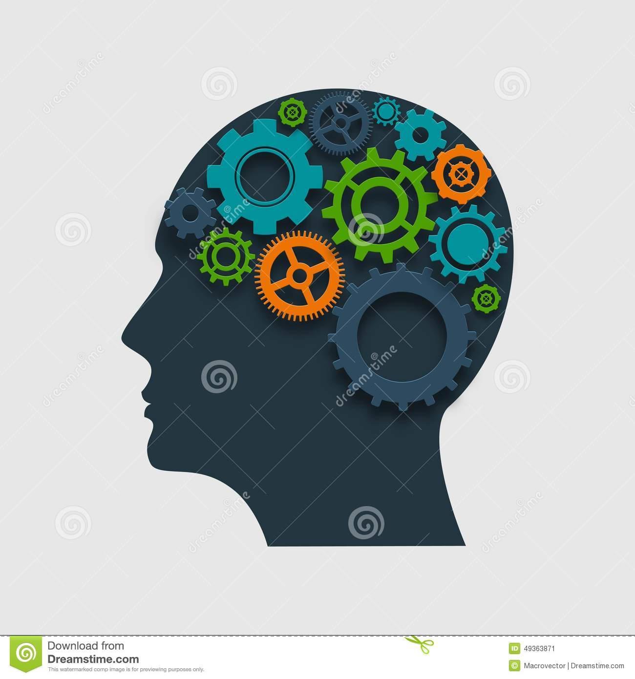 Thinking Mechanism Stock Photos, Images, & Pictures.