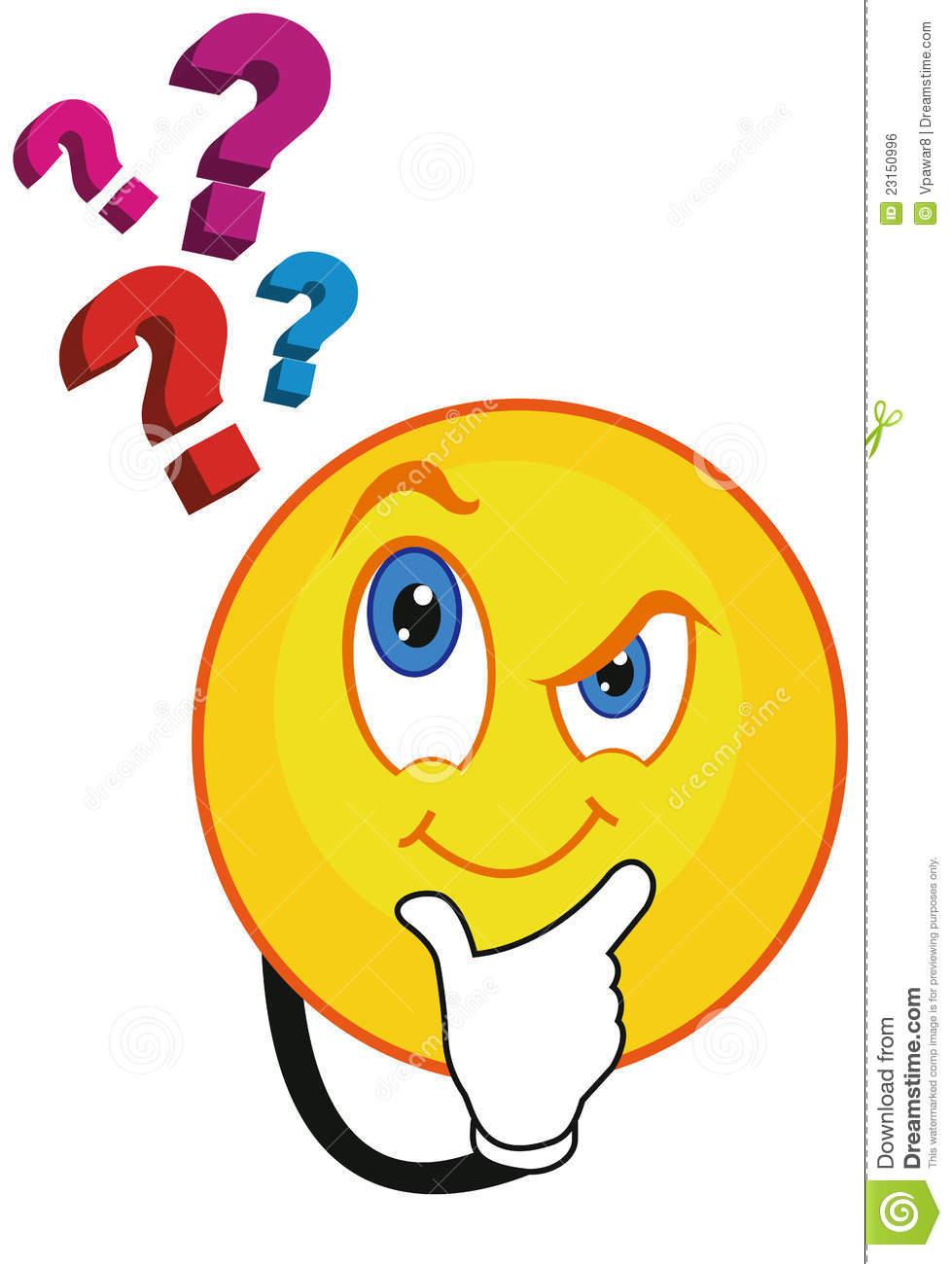 thoughtful face clipart clipground Crazy Emoji Clip Art Crazy Emoji Clip Art
