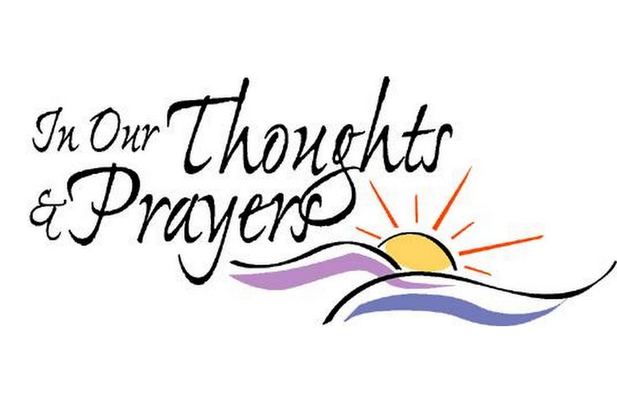My Thoughts & Prayers\