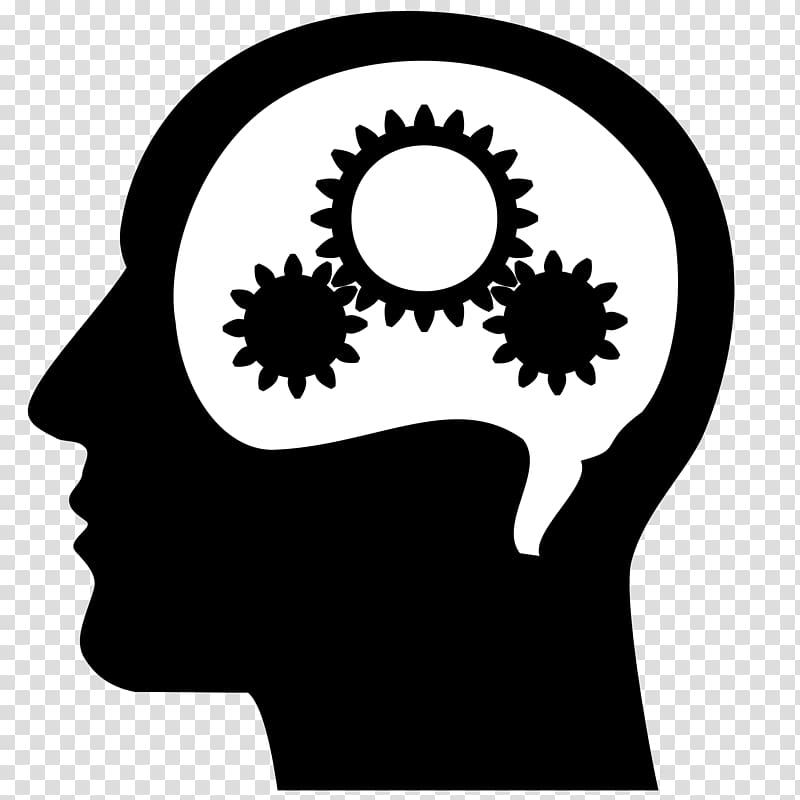 Brain , head transparent background PNG clipart.