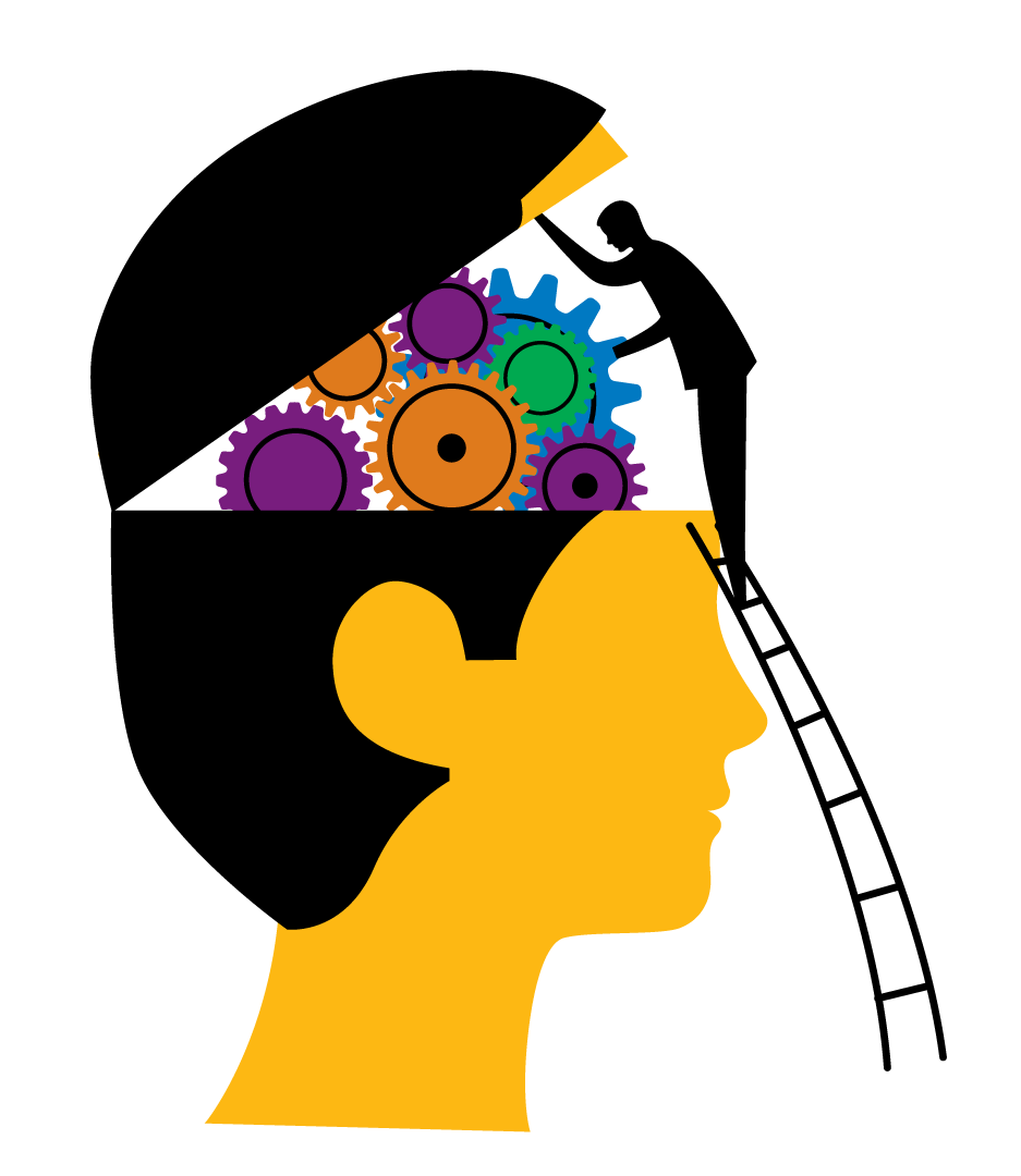 Thoughts clipart busy mind, Thoughts busy mind Transparent.