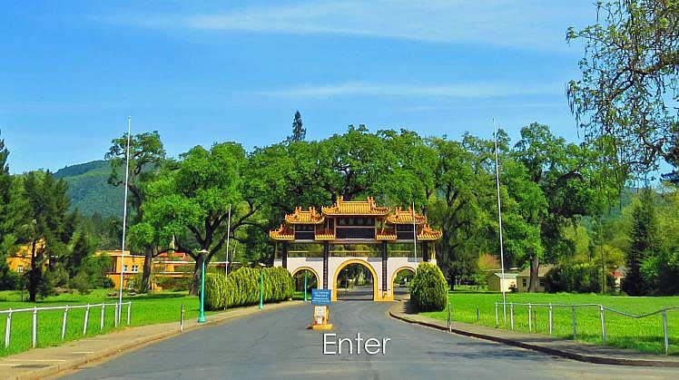 City of 10,000 Buddhas.