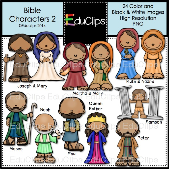 Clip Art Biblical Character Ruth Clipart.