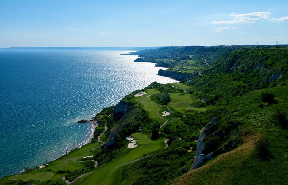 Thracian Cliffs, Bulgaria — Braemar Golf.