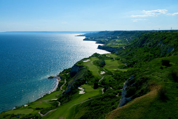Thracian Cliffs Image Guide.