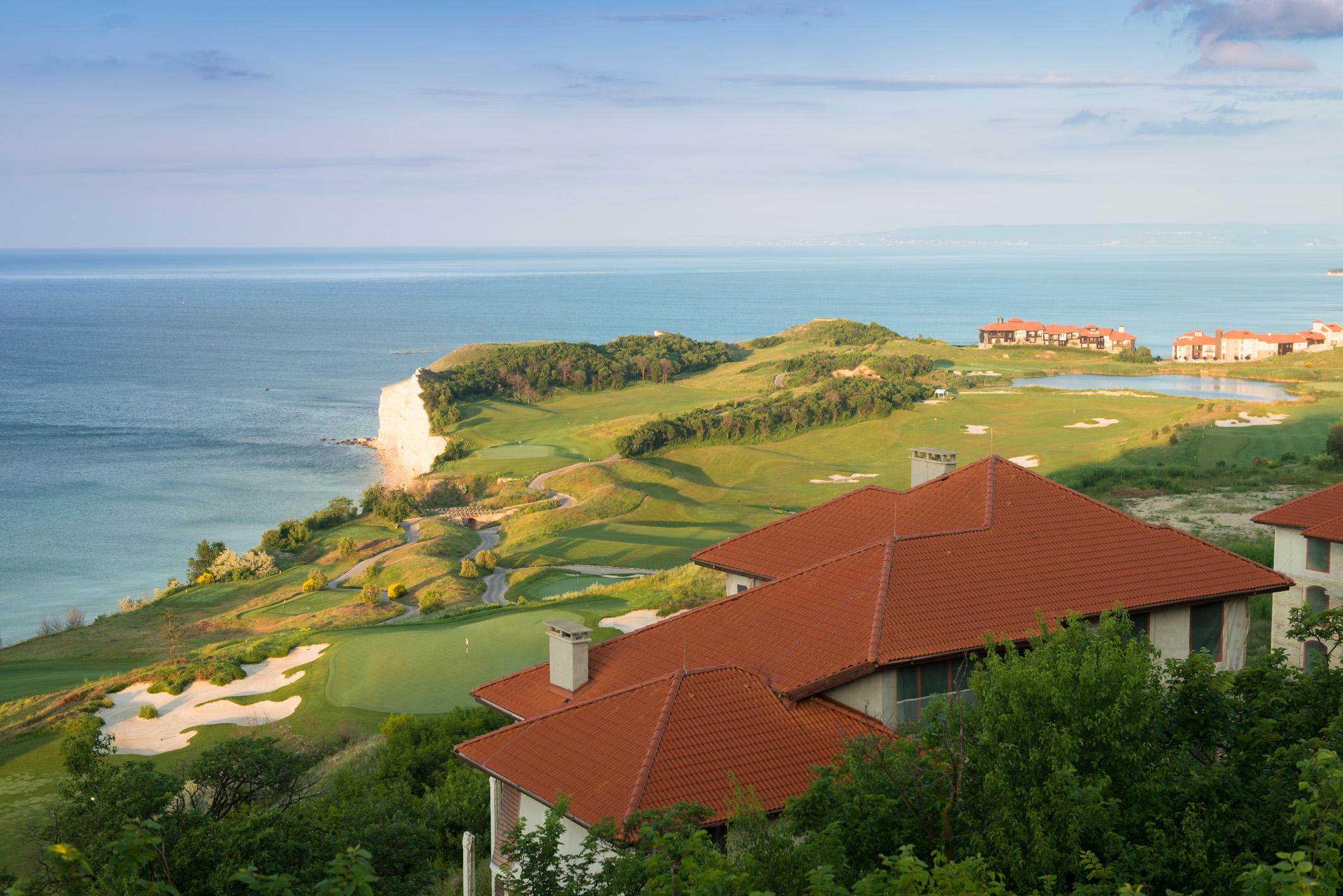 Thracian Cliffs Golf & Beach Resort: Bulgaria's 'Best Golf Hotel.