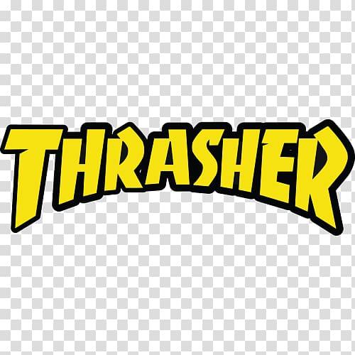 Thrasher Presents Skate and Destroy Skateboarding Magazine.