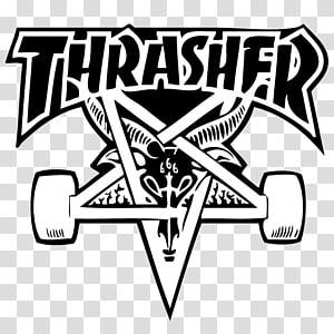 Thrasher Skateboarding Magazine Surfing, skateboard.