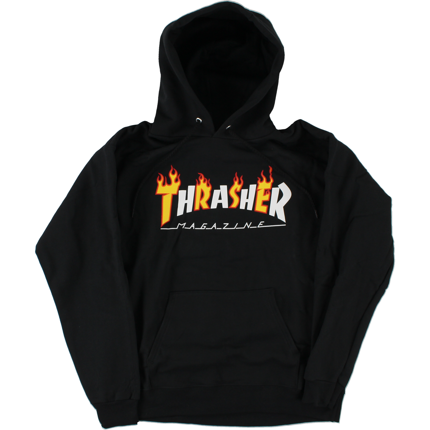 Thrasher Flame Mag HD Hoody.