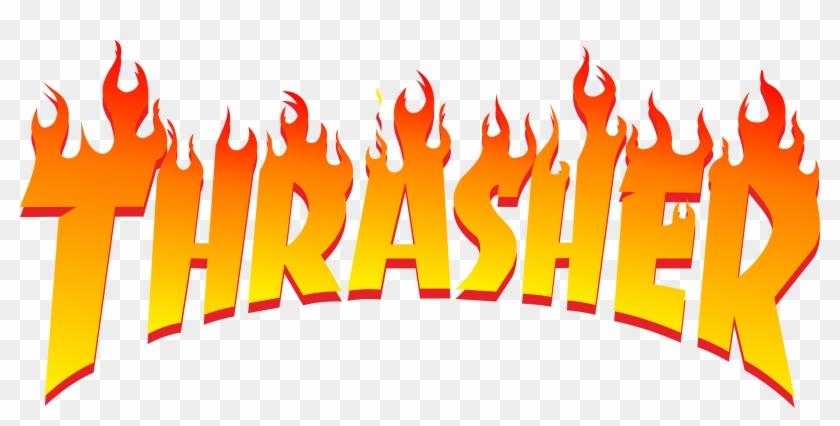 Thrasher Logo Thrasher Png, Transparent Png (#1566135).