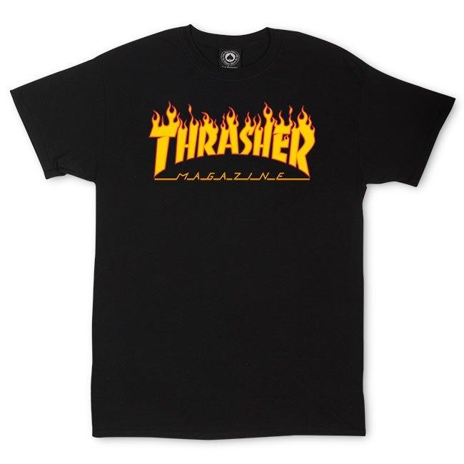 Flame Logo T.