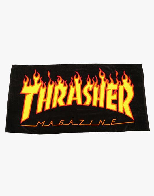 Thrasher Flame Logo Towel.