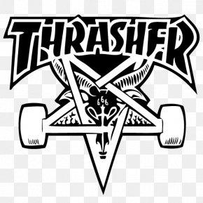 Thrasher Magazine Images, Thrasher Magazine Transparent PNG.