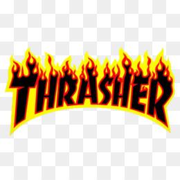 Thrasher Magazine PNG and Thrasher Magazine Transparent.