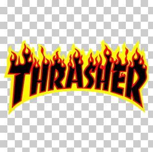 Thrasher Magazine PNG Images, Thrasher Magazine Clipart Free.