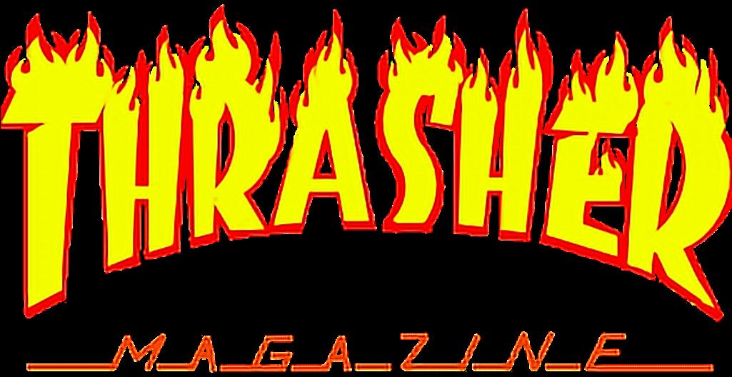 Download HD Thrasher Thrashermegazine Official Officialart.