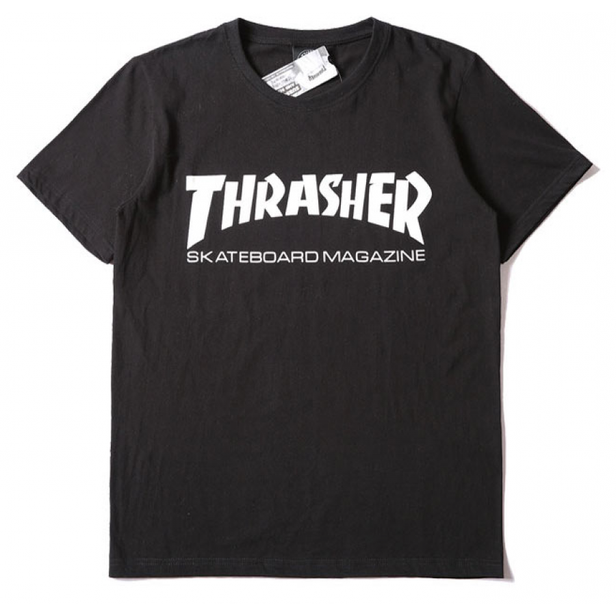 Thrasher Skateboard Magazine T.