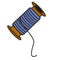 Thread Clipart.