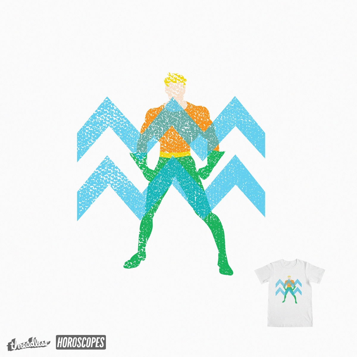 Score Aquarium top model by Skate_e1 on Threadless.