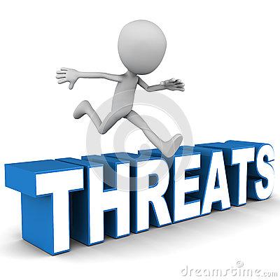 Threat Clipart.