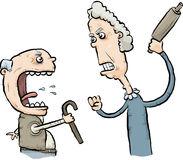 Threaten Stock Illustrations.