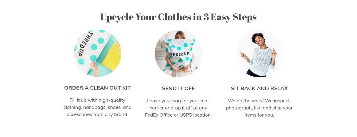 Old Clothes, New Strategies: ThredUP\'s Evolution.