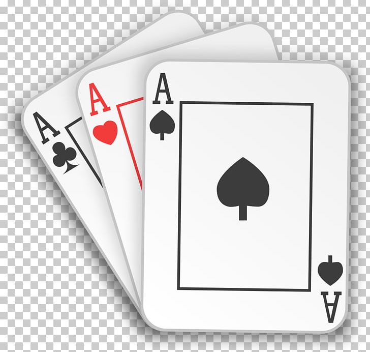 Blackjack Texas Hold \'em Three Card Poker Playing Card PNG.