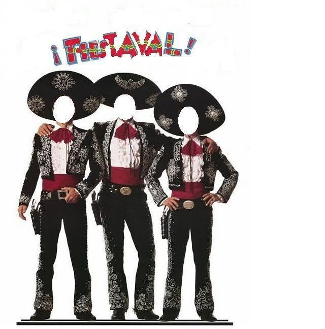 Three amigos clipart 2 » Clipart Portal.