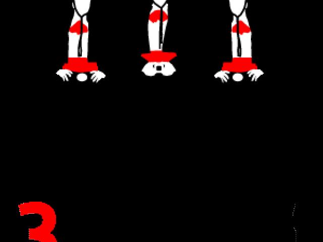 Three Amigos Cliparts 2.