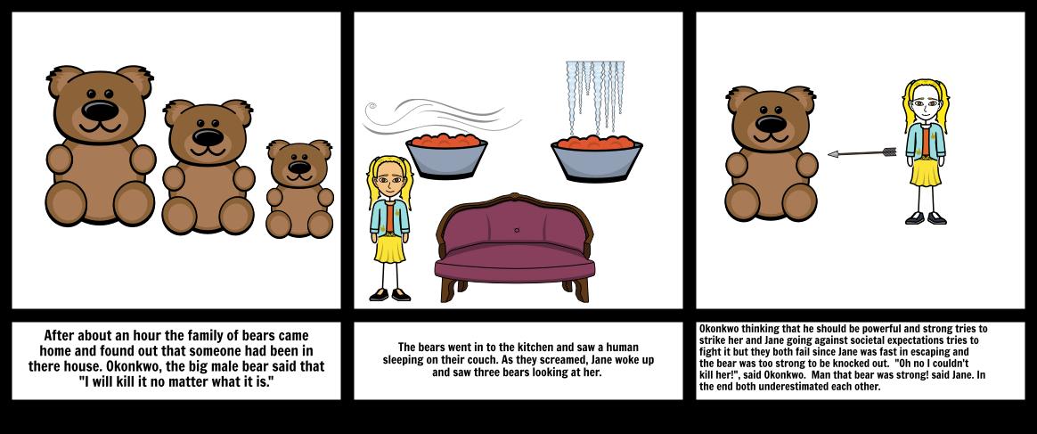 Janealocks Storyboard by anahitaalia.
