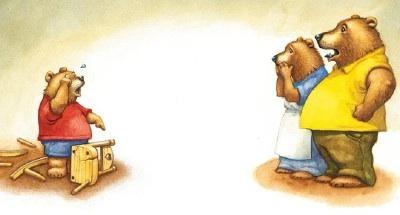 Goldilocks and the Three Bears Part III.