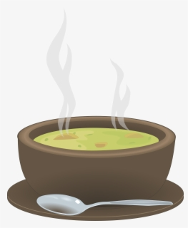 Free Soup Clip Art with No Background.
