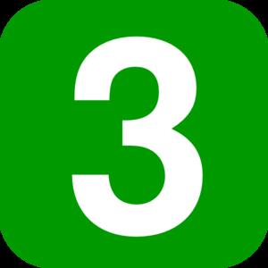 three clipart clipground