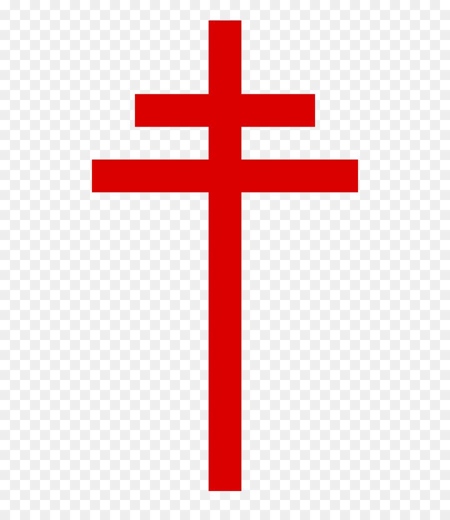 Red Christian Cross Clipart.