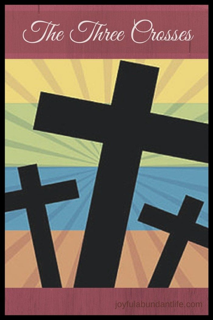 The Three Crosses.