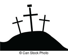 Three crosses Vector Clipart Illustrations. 1,074 Three crosses.