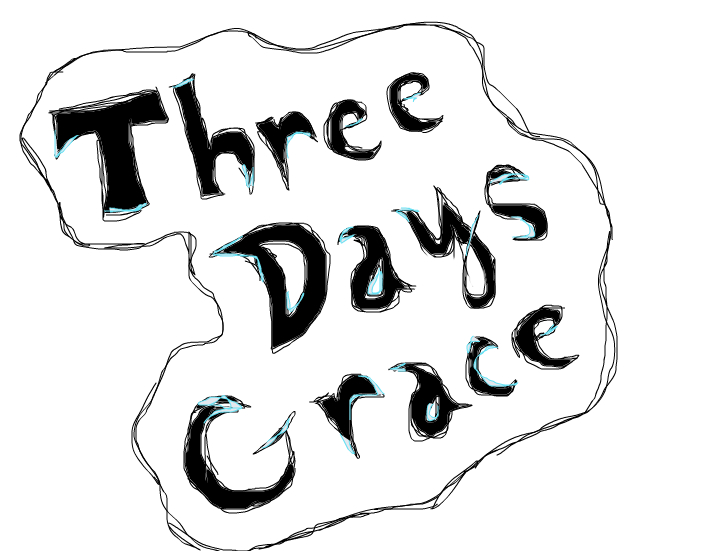Three days grace Logos.