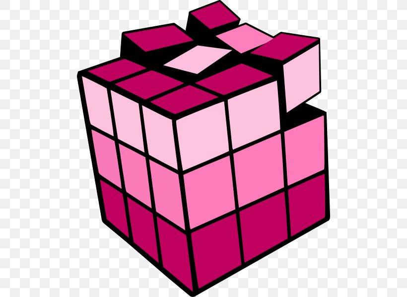 Rubik\'s Cube Three.