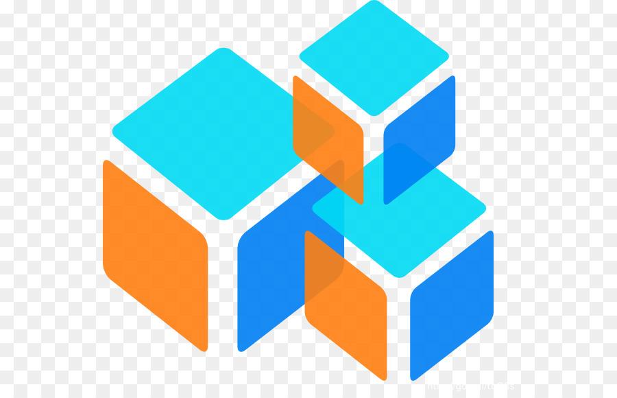 cube free vector clipart Cube Three.