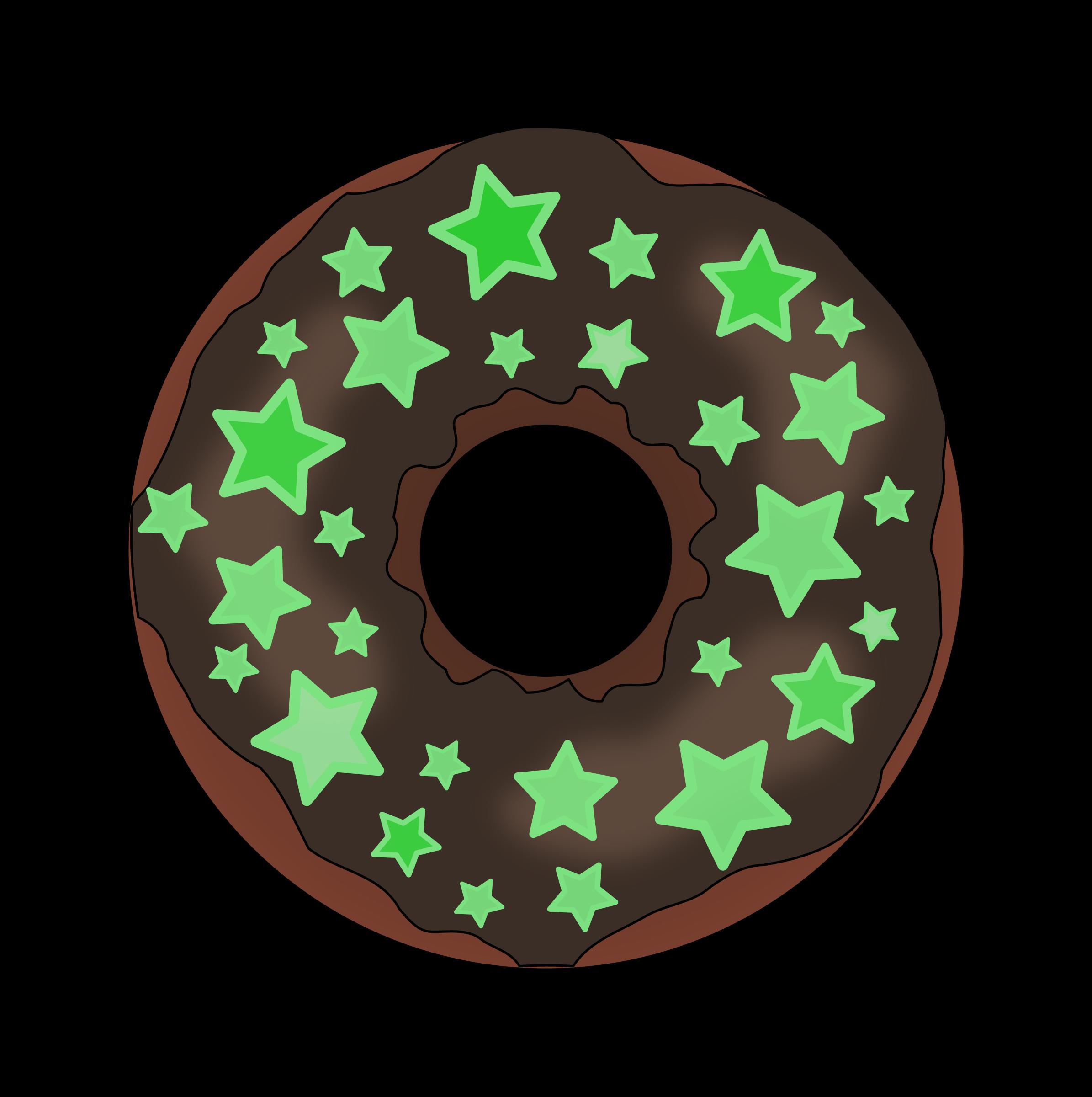 Donuts clipart doughnut, Donuts doughnut Transparent FREE.